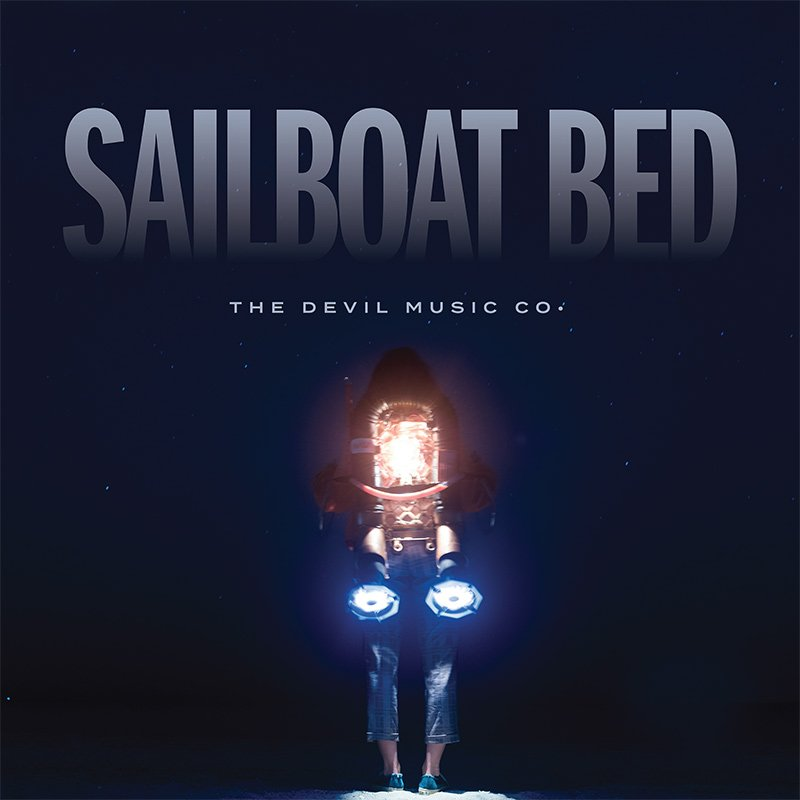 Sailboat Bed - The Devil Music Co.